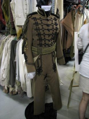 Costume Warhouse Tour